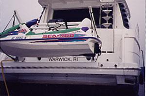 Jet Ski As Kicker Motor For Cabin Pontoon Page 1 Iboats